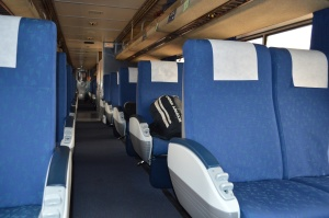 train coach car