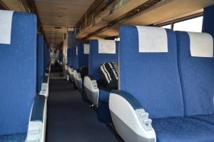 train coach car